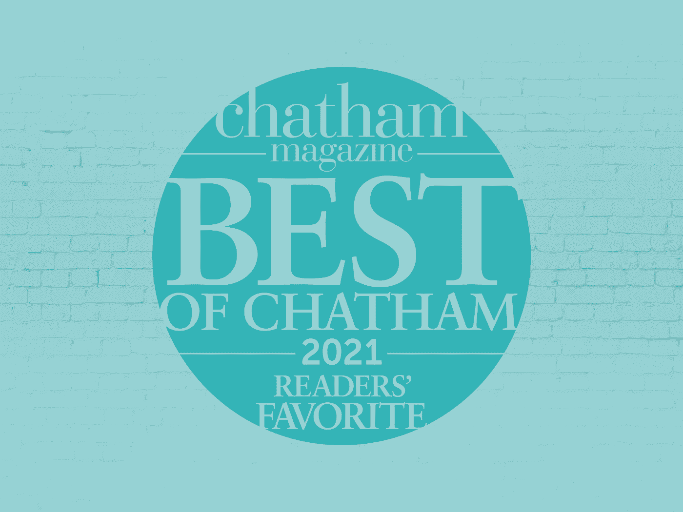 Vote Today for the Best of Chatham 2021